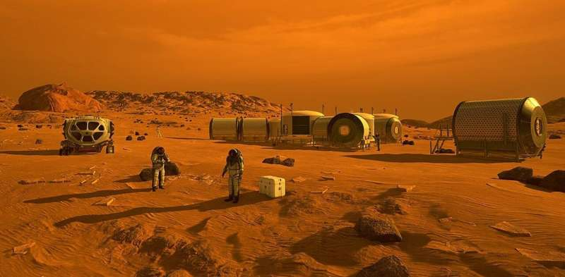 A layer of 'aerogel' could make Mars habitable and even enable life to develop there – but here's why we should wait