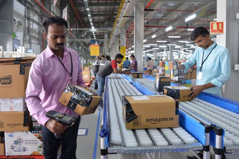 Amazon India aims to scrap single-use plastic packaging by June 2020 and is developing alternative packaging