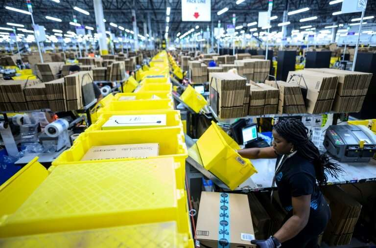 Amazon now counts more than 25 robotic centers like the one at Staten Island, which chief technologist for Amazon Robotics Tye B