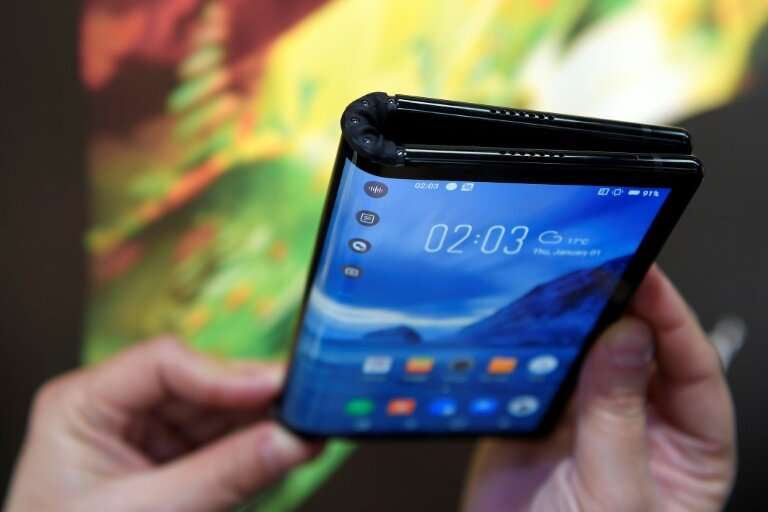 America-based Chinese company Royole also has a foldable mobile device: FlexiPai