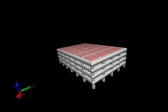 An atomic-scale erector set