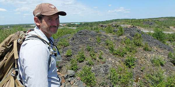 Ancient asteroid impacts played a role in creation of Earth's continents