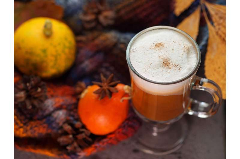 A new way to create pumpkin spice products, drugs, cosmetics