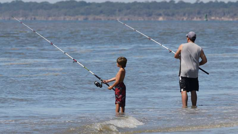 Another casualty of climate change? Recreational fishing
