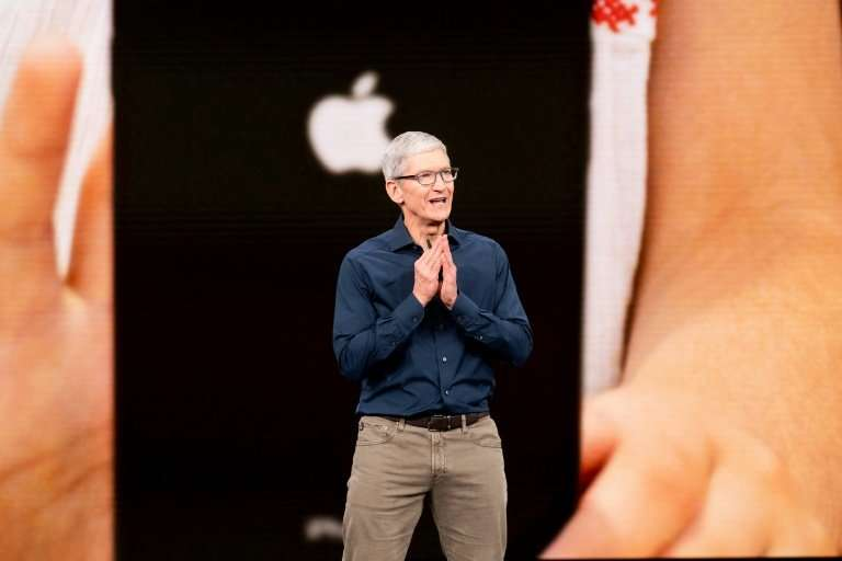 Apple CEO Tim Cook said iPhone sales are likely to be weaker than most forecasts, citing weakness in emerging market, notably Ch