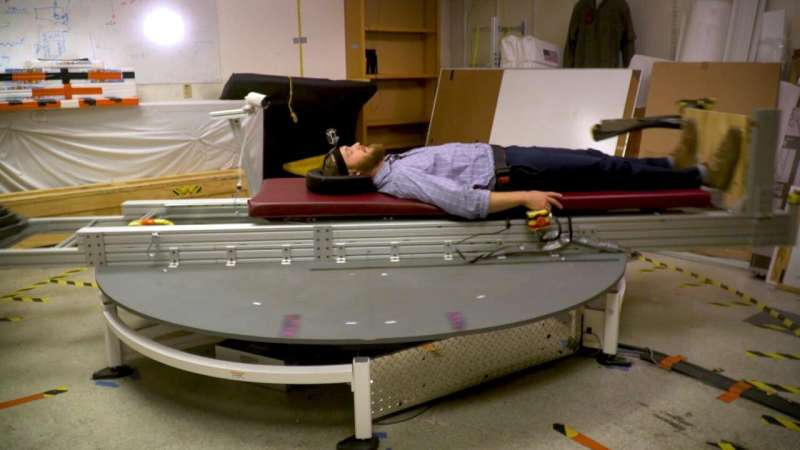 Artificial gravity breaks free from science fiction