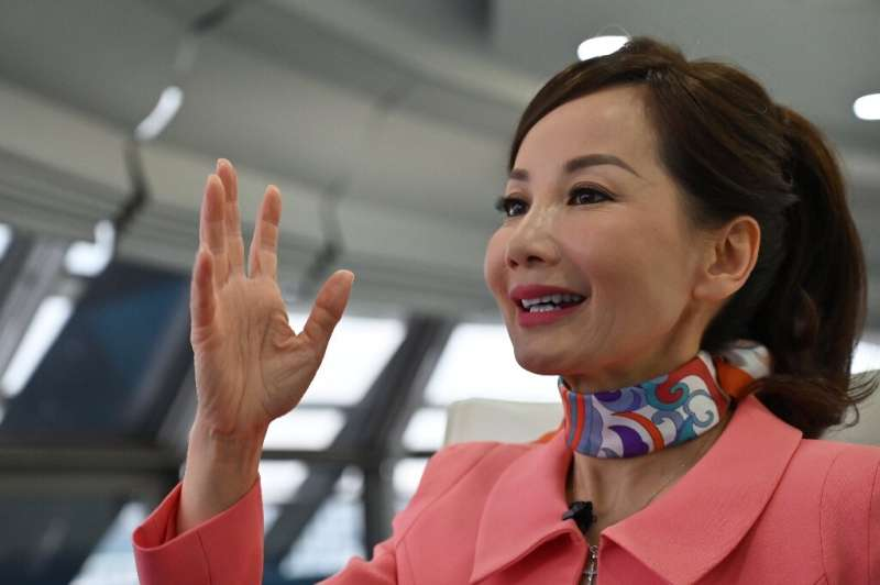 As a working mother, Jane Sun, the head of Chinese travel giant Trip.com, says she understands the challenges faced by many wome