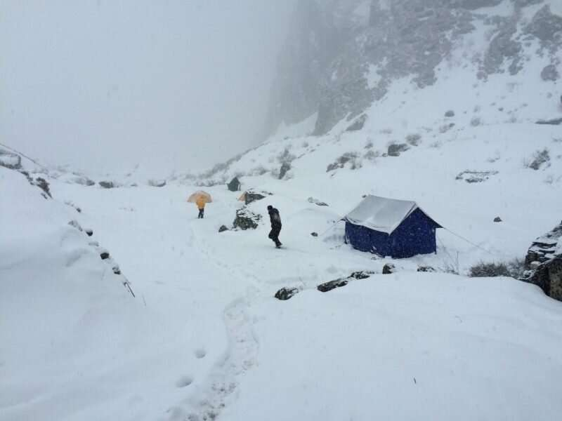 Asia's glaciers provide buffer against drought
