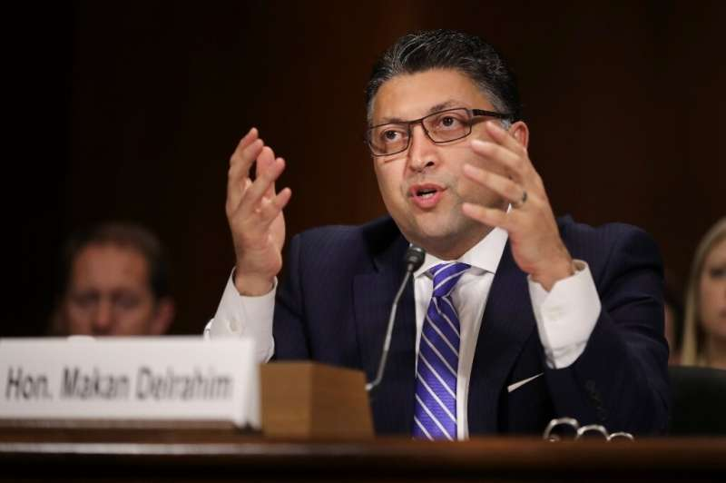 Assistant Attorney General for Antitrust Makan Delrahim announced a review of whether major online platforms have stifled compet