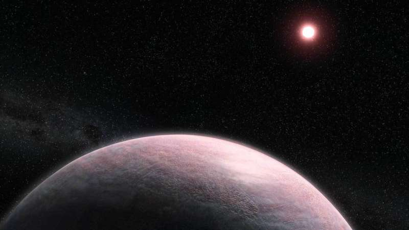 **Astronomers propose a novel method of finding atmospheres on rocky worlds