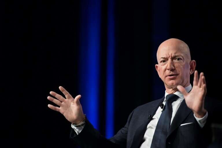 A tabloid illegally obtained a naked photo of Amazon CEO Jeff Bezos, the world's richest man