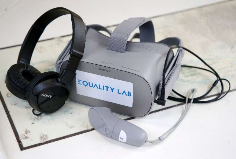 A team from the University of California, Los Angeles, studies the use of virtual reality to treat anhedonia, a symptom of depre