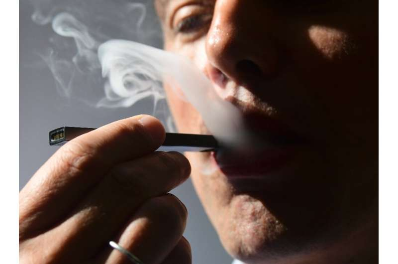 A total of 215 possible cases of pulmonary illness associated with vaping from 25 states are currently being probed, the Centers