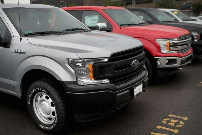 A transmission problem in Ford's popular pickup trucks has caused a handful of accidents, prompting a recall to fix the issue