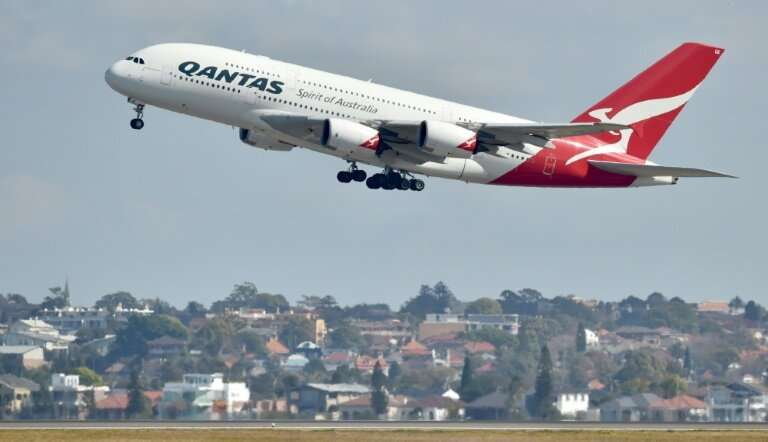 Australia's Qantas no longer plans to accept delivery of eight Airbus A380 superjumbos as planned