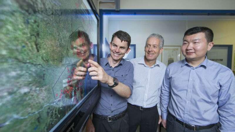 Australia streaks ahead to be renewables world champion