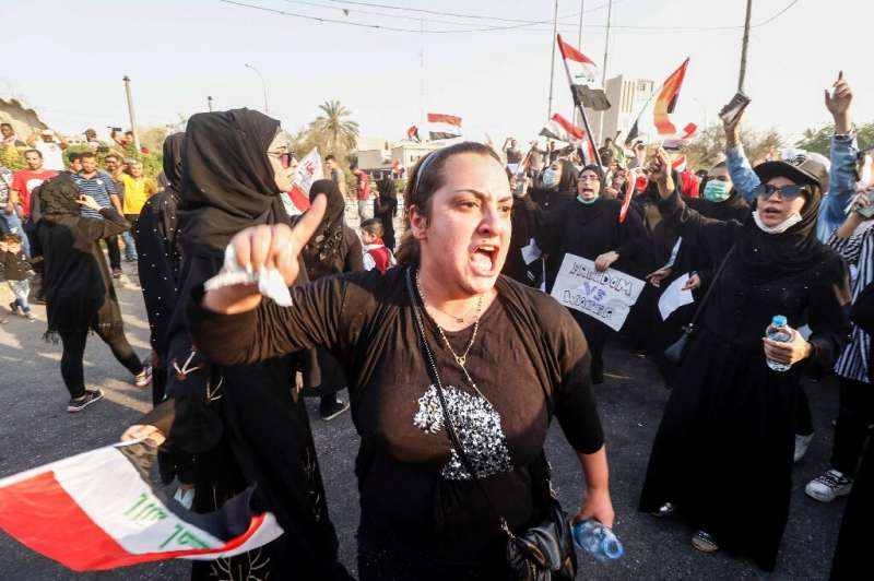 A water crisis in 2018 sparked massive anti-government protests in southern Iraq where nearly 120,000 were hospitalised after dr
