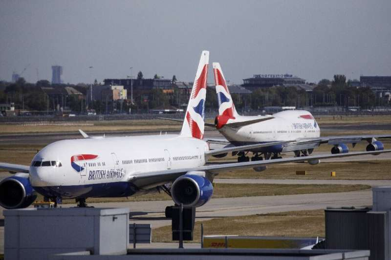 BA suffered a computer glitch in 2016 that severely affected its global check-in system