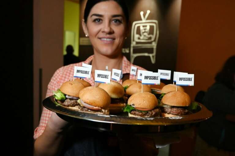 Beef alternatives like the Impossible Burger 2.0, a plant-based vegan burger that tastes like real beef, are one answer to decre