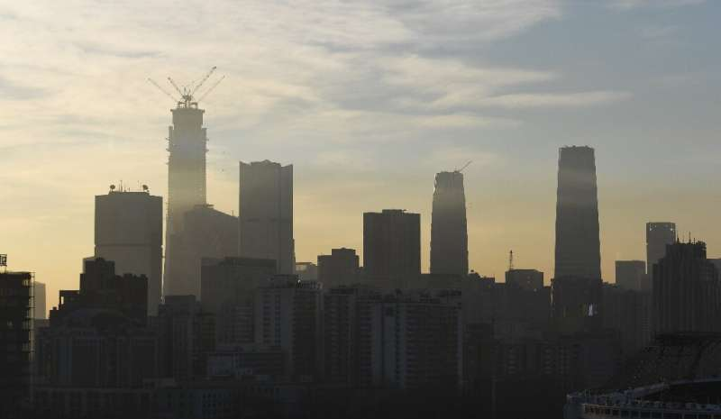Beijing's current levels of PM2.5—tiny particles that can penetrate deep into the lungs—are still four times higher than those r