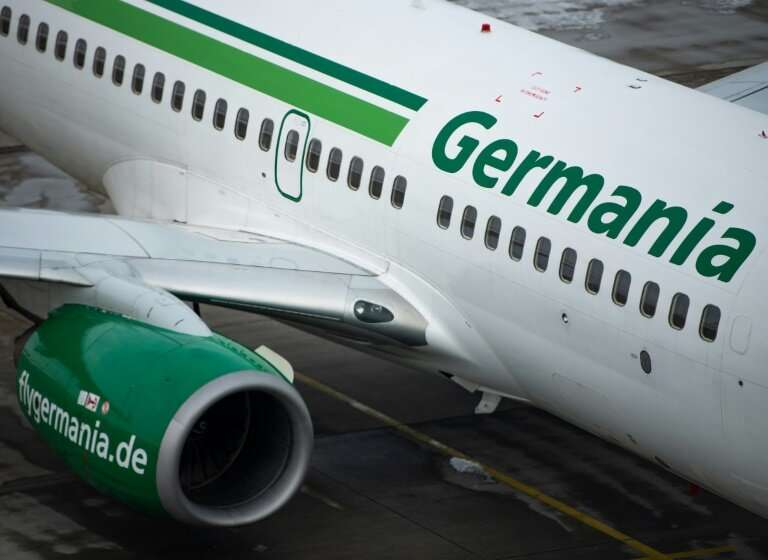 Berlin-based airline Germania has filed for bankruptcy and cancelled all flights with immediate effect