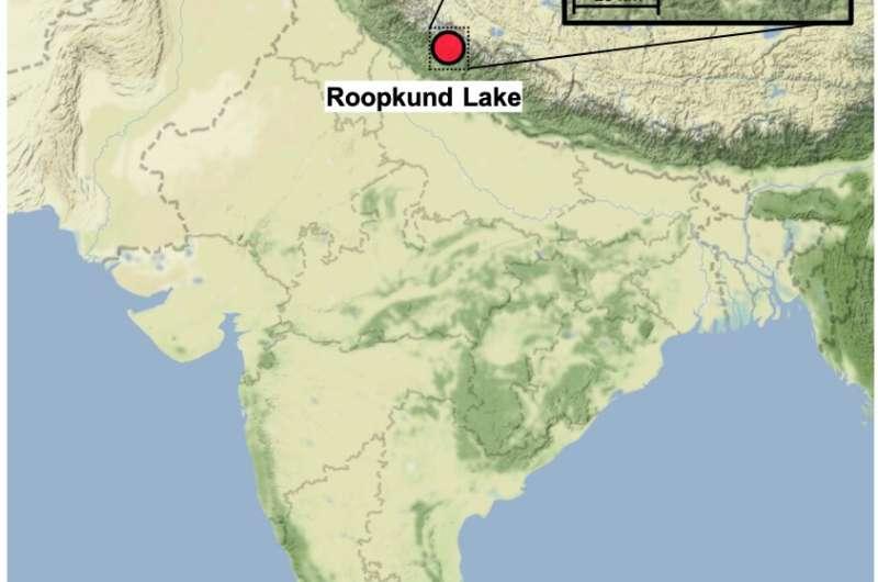 Biomolecular analyses of Roopkund skeletons show Mediterranean migrants in Indian Himalaya