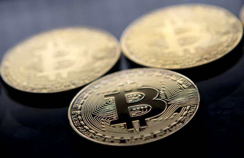 """Bitcoin can be produced or """"mined"""" by banks of computers solving complex algorithms"""