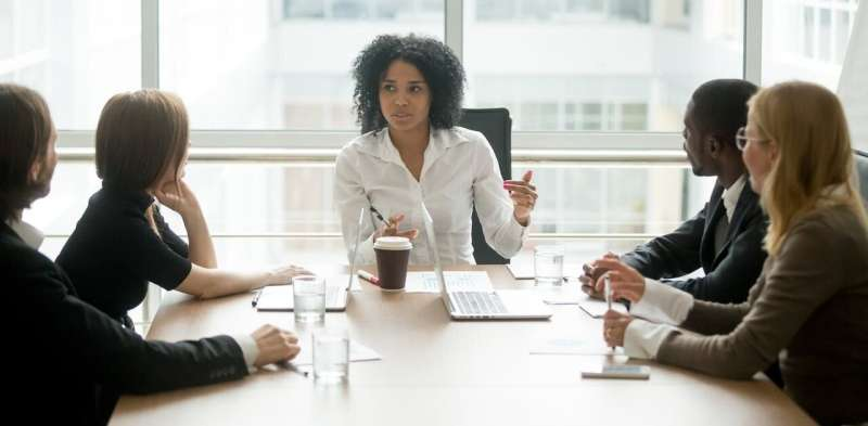 Bosses face more discrimination if they are women – from employeesof any gender