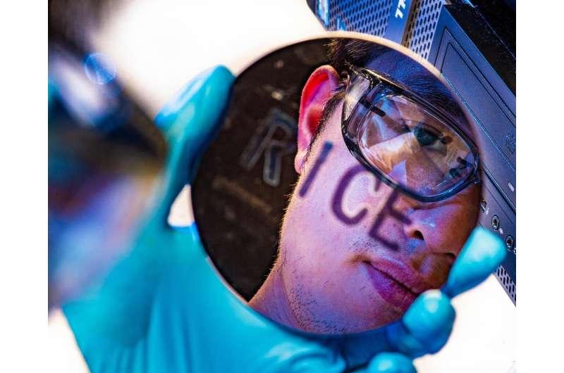 Bottlebrushes rise up to control coatings