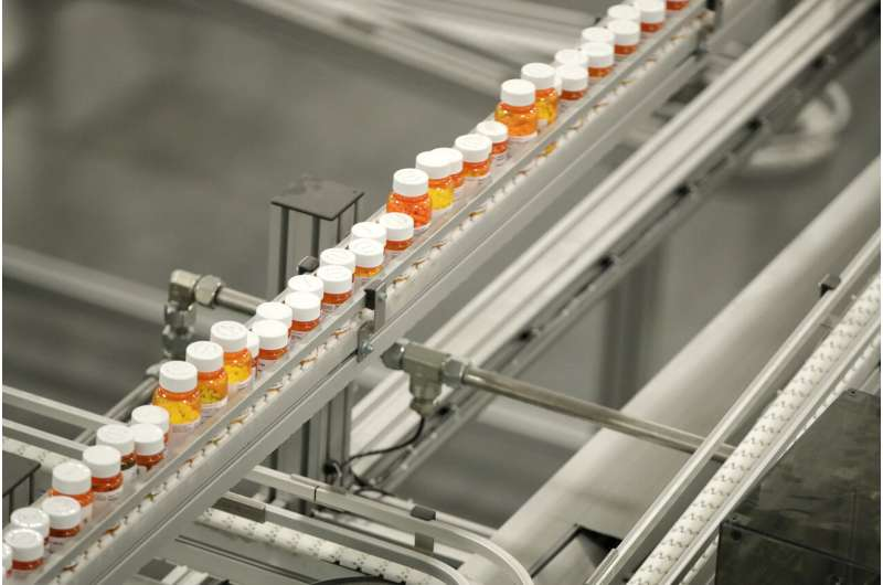 Brand-name drug prices rising at slower pace, lower amounts