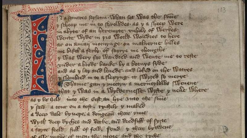 Bringing medieval literature into the digital age