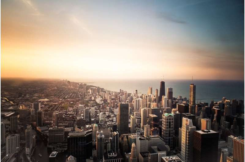 buildings city