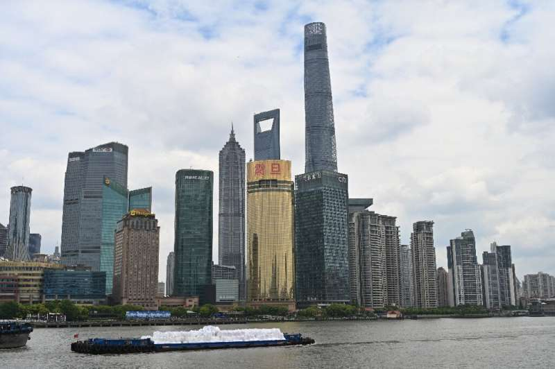 By 2050 low-lying mega-cities like Shanghai will experience 'extreme sea level events' every year. even under the most optimisti