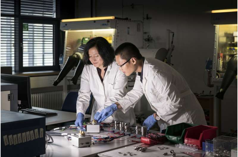 Calcium batteries: new electrolytes, enhanced properties
