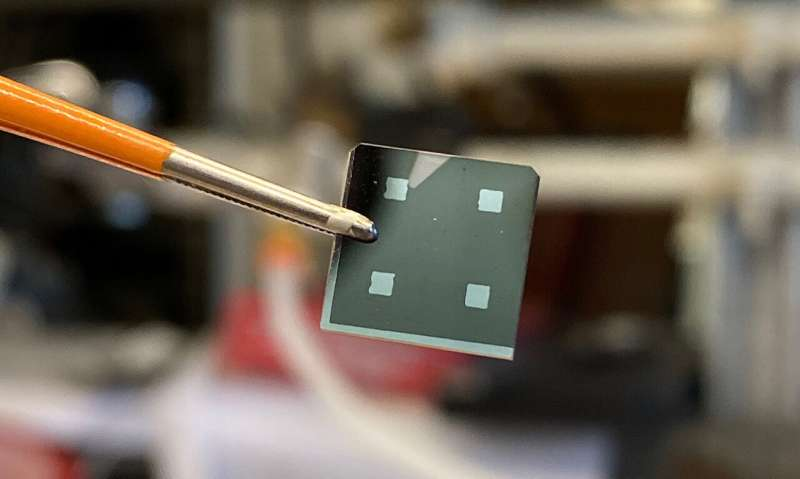 Camouflage made of quantum material could hide you from infrared cameras