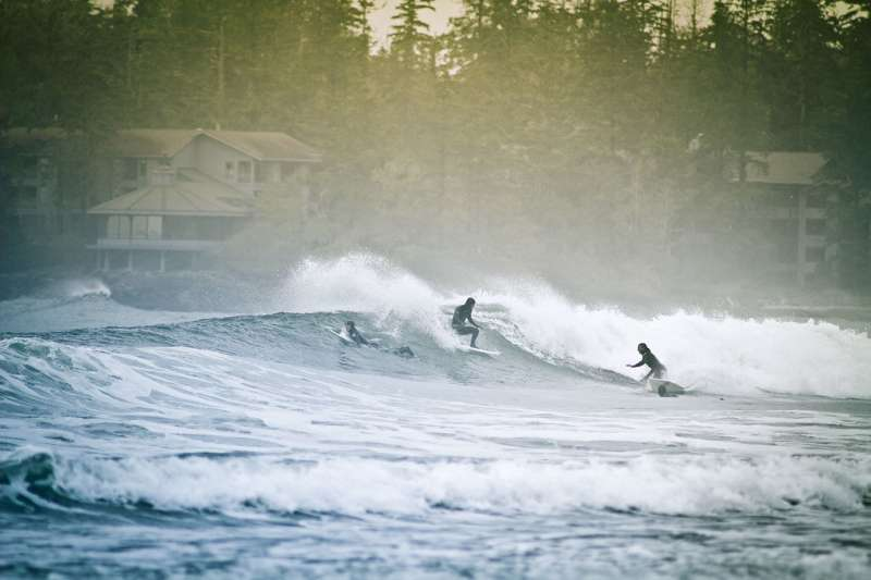 Canada's west coast surf culture downplays concussion risk