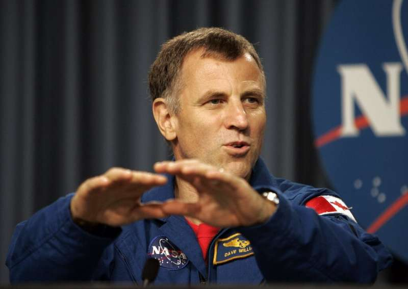 """Canadian astronaut Dafydd Williams says the moon landing """"changed the course of history"""""""