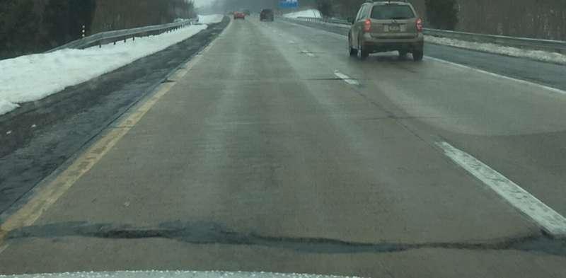 Can bacteria help us prevent salt damage to concrete roads and bridges?