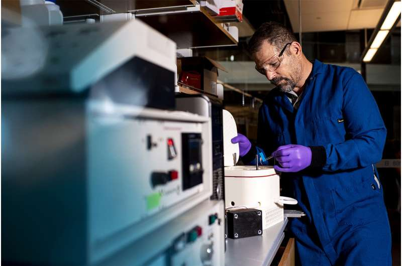 Can collagen help fix Injured tendons? These tissue engineers think so.
