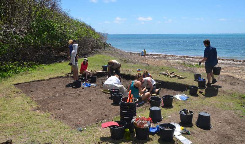 Caribbean settlement began in Greater Antilles, say University of Oregon researchers