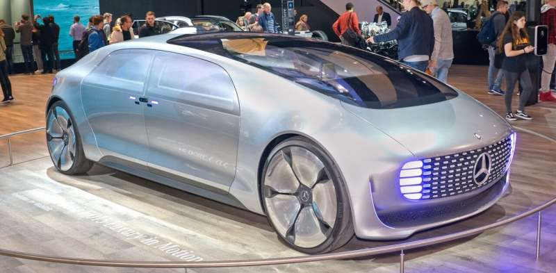 Cars will change more in the next decade than they have in the past century