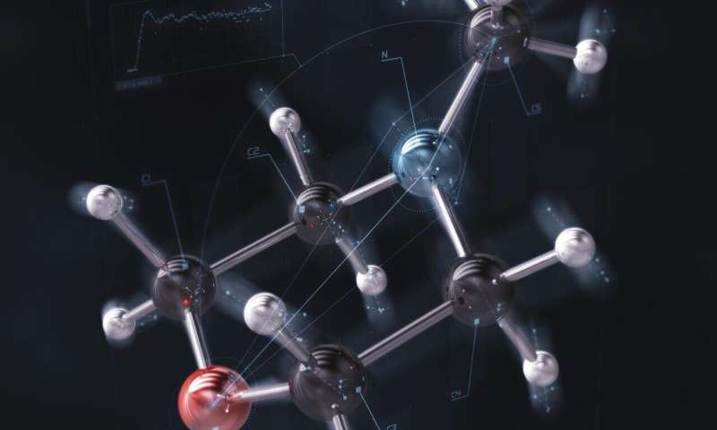Caught in the act: Images capture molecular motions in real time