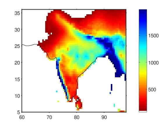 CCNY's Nir Krakauer in monsoon research breakthrough
