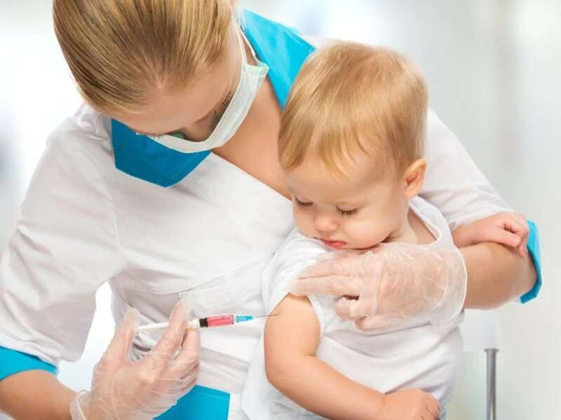 CDC: vaccination coverage generally high for those born in 2015-16