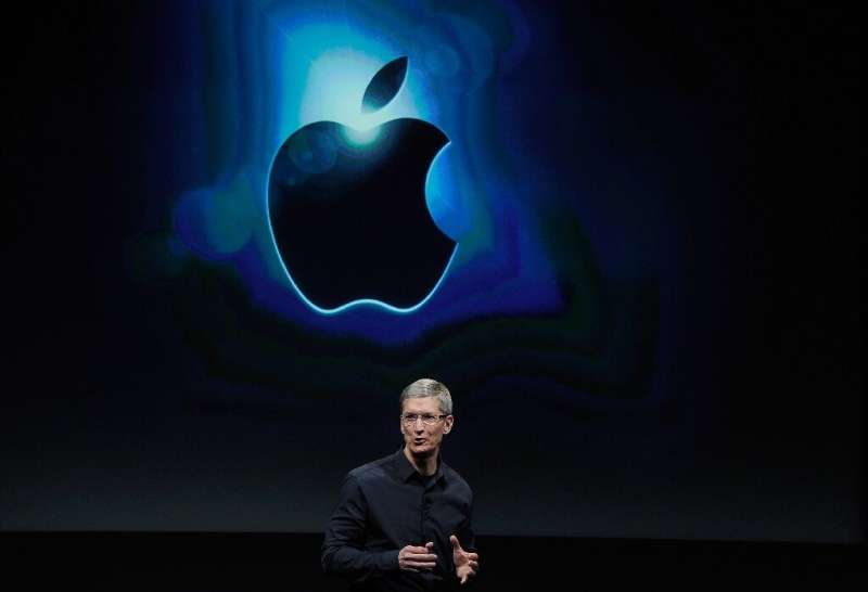CEO Tim Cook, pictured introducing the iPhone 4s in 2011, has for years had Apple host events in the fall to launch new iPhone m