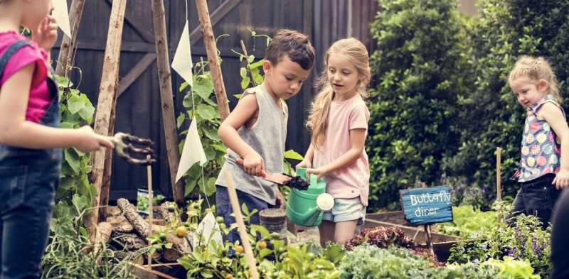 Children are our future, and the planet's. Here's how you can teach them to take care of it