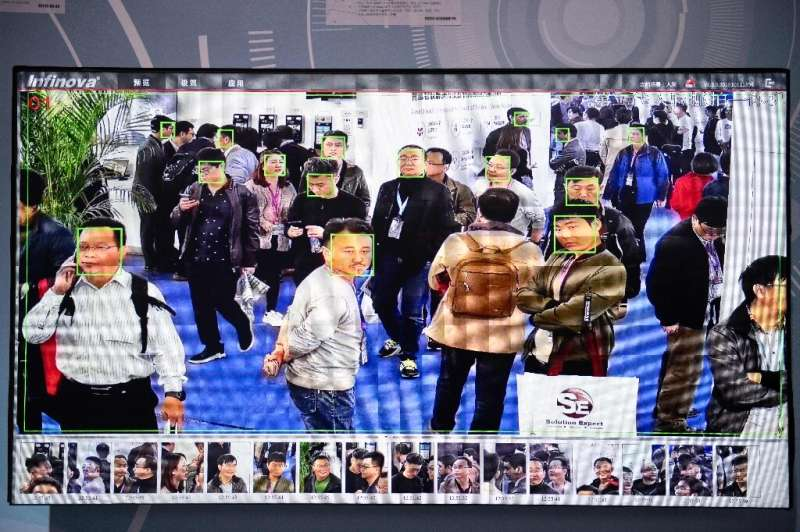 China's wide deployment of facial recognition for law enforcement and surveillance has highlighted concerns in the United States