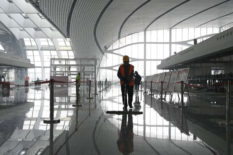 China will pass the US to become the world's biggest aviation market by the mid-2020s, according to the International Air Transp