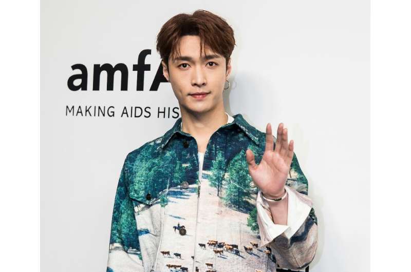 """Chinese entertainer Lay Zhang Yixing—who goes by the stage name """"Lay""""—has cancelled his endorsement agreement with Sam"""