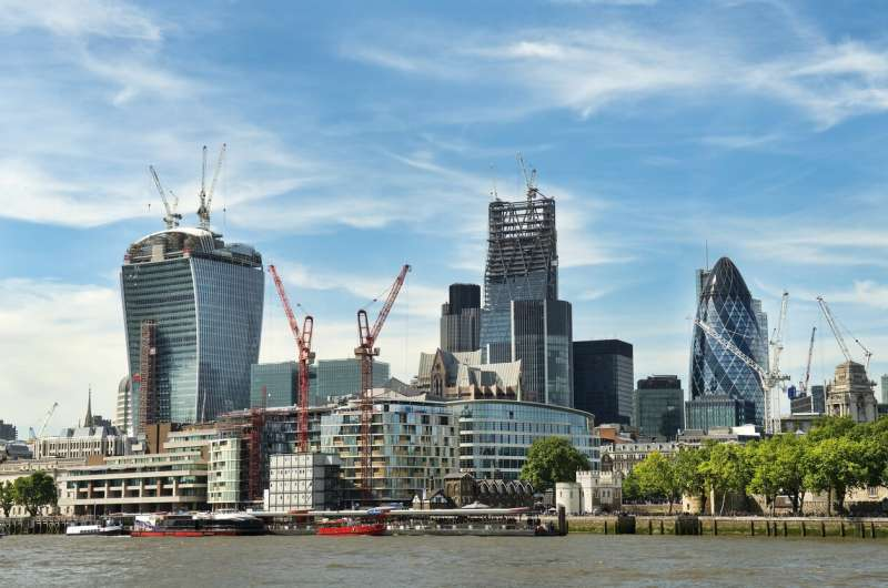 City research draws on Formula 1 technology for the construction of skyscrapers